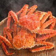 蟹は実は栄養豊富な食材だった!!蟹はダイエットにもオススメ!