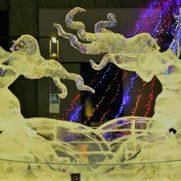 旭川冬まつり 氷彫刻世界大会