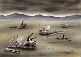 サイガ 鼻 ツノ 密漁 感染症 絶滅