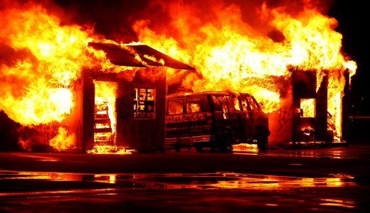 和歌山県の宿泊施設での火災の出火原因と場所や女性の容態は?避難した人たちはどうなった?