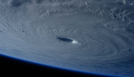台風19号(ハギビス)は九州に何日に上陸する?風速や中心気圧は?